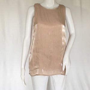 Vince camuto woman blouse pink color size s